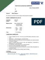 Prop. Compresor 825 IPCC