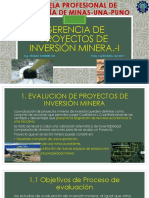 Gerencia de Proyectos de Inversión Minera 2.