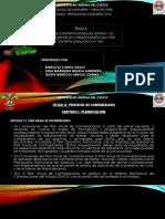 Informe - Ley Contrataciones - Titulo II