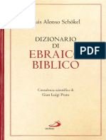 Dizionario Di Ebraico Biblico