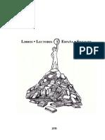 Libros y Lectores en La Espana Del Siglo Xx 0
