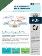 Libro de Trabajo Coaching ICG 3Ps