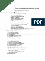 Variables de Evaluacion y Tipos de Estrategias