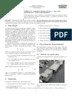 Roteiro - LAB 1 (Física 4)