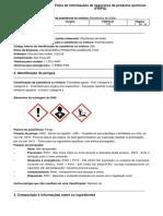 FISPQ - Diclofenaco de Sódio