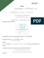 Matematicas Solucion Parcial I 1030