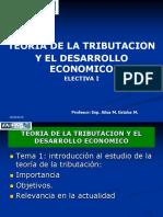 Clases Teoria de La Tributacion Mcf 2012