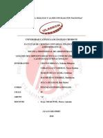 Análisis Del Impuesto Selectivo Al Consumo Isc en Peru y en Las Finanzas Intenacionales