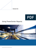 Informatica PowerCenter 9.0 Using PowerCenter Reports