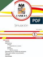 1 - SIMULACION - Introducción