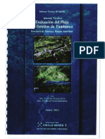Evaluacion del flujo de detritos de Tamburco, Apurimac.pdf