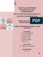 Caso Hipertiroidismo