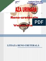 LITIAZA RENO-URETERALA