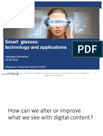 HermannSchweizer SmartGlassesTechnologyApplications Slides