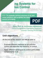 Air Pollution Control-part1