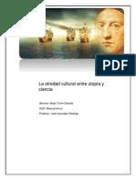 la otredad cultural entre utopia y ciencia