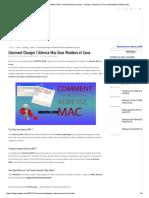 Comment Changer l Adresse Mac Sous Windows Et Linux - Vip Tuto _ Astuces Et Truc Informatique Mobile Et Pc