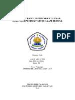 Cover Rancang Bangun Perangkat Lunak Diagnosa Produktivitas Ayam Ternak