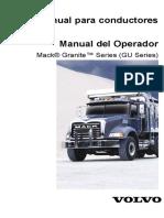Manual de Operador GUcon Ad Blue