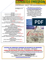 Jornal de Umbanda Edio 15