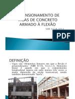 Aula 5a - Analise Estrutural_Vigas a Flexão