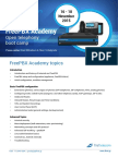 FreePBX Academy Belgrade Nov 2015