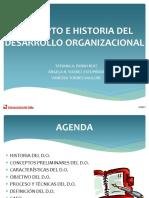 Exposicion Desarrollo Organizacional