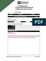 02. Fomato de Informe Final