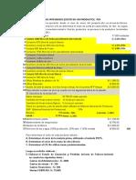 Caso Integrado Costo Ventas - Clase 04 PEX