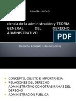 Derecho Administrativo BRUNO