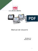 Manual Citronix Español (Tecnico-Operacional)