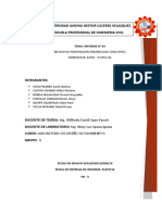 Informe de PDC