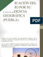 Clasificación Del Turismo Por Su Procedencia Geográfica