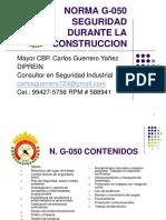 G-050 SEGURIDAD DURANTE LA CONSTRUCCION.pptx