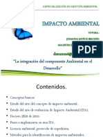 Impacto Ambiental - 2014 Pptx