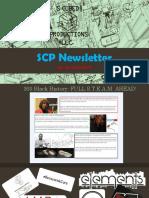 2018 SCP Newsletter Q2 Newsletter