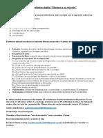 Bases Informe Digital Bibiana y Su Mundo