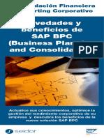 Desayunos SAP BPC