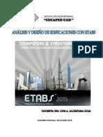 ETABS 2015- BASICO EXAMEN PARCIAL.doc
