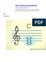 How to Play Major Chords on a Keyboard.pdf