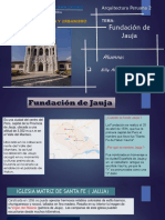 Fundacion de Jauja