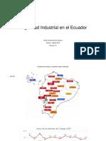 Seguridad Industrial en El Ecuador