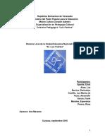 Historia UENB Luis Padrino (2)