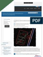 Plataforma Con Diferentes Pendientes con Civil 3D