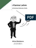 Karma Alfred Ballabene