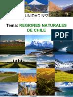 u2 Zonas Naturales de Chile e Hidrografia