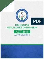 PHC Final Act