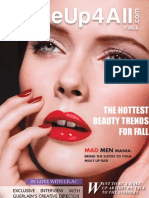 MakeUp4All Fall 2010 Magazine