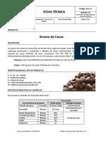 Cacao Nahua Ficha Tecnica