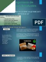 Caracteristicas Fisicas, Quimicas y Biologicas Del Agua.pptx Final